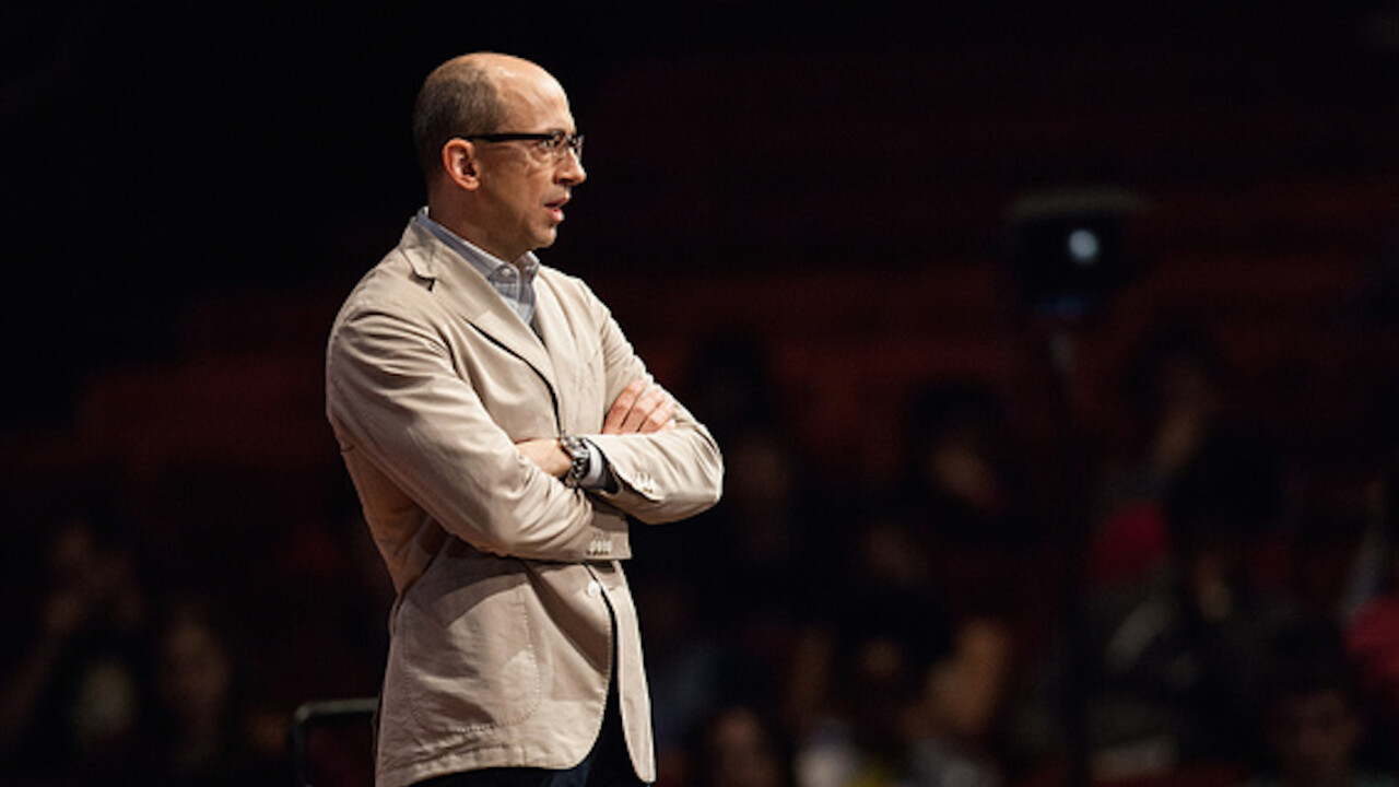 Dick Costolo 'chose' to step down as Twitter CEO like you choose to fall down a manhole