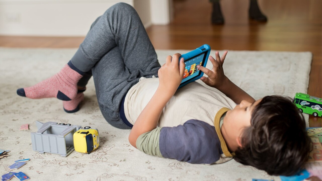 Amazon's £119 Fire tablet for kids arrives in the UK on June 18