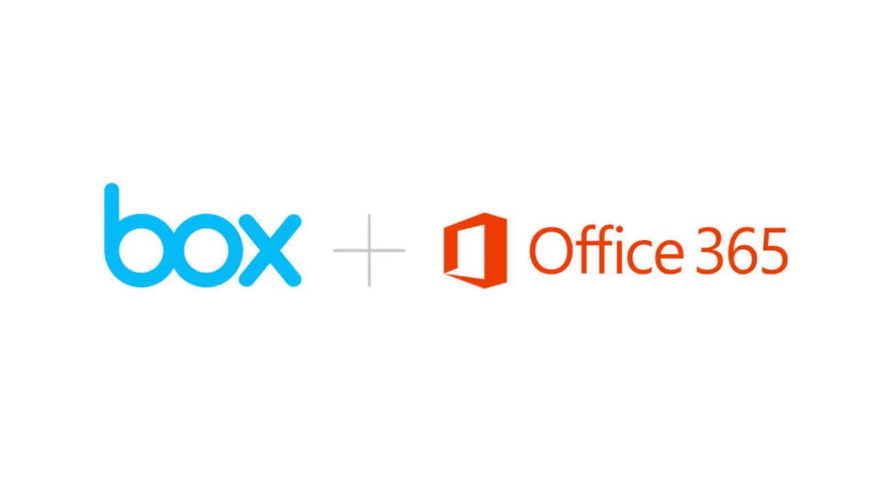 Box follows Dropbox with deep Microsoft Office integration