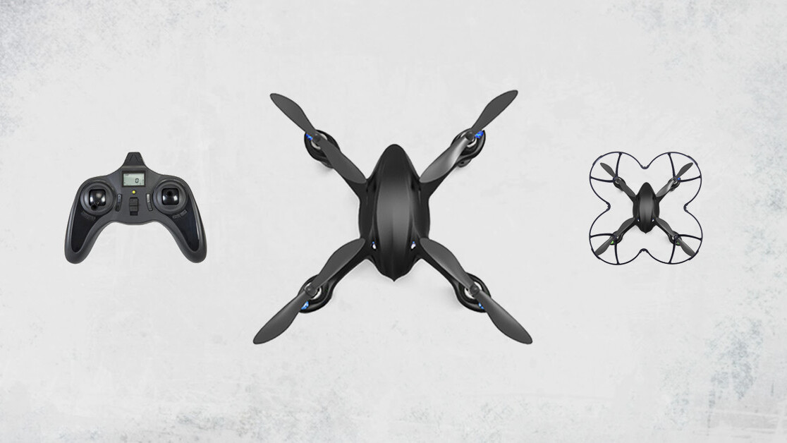 Today only: Extra $10 off the Code Black Drone at TNW Deals