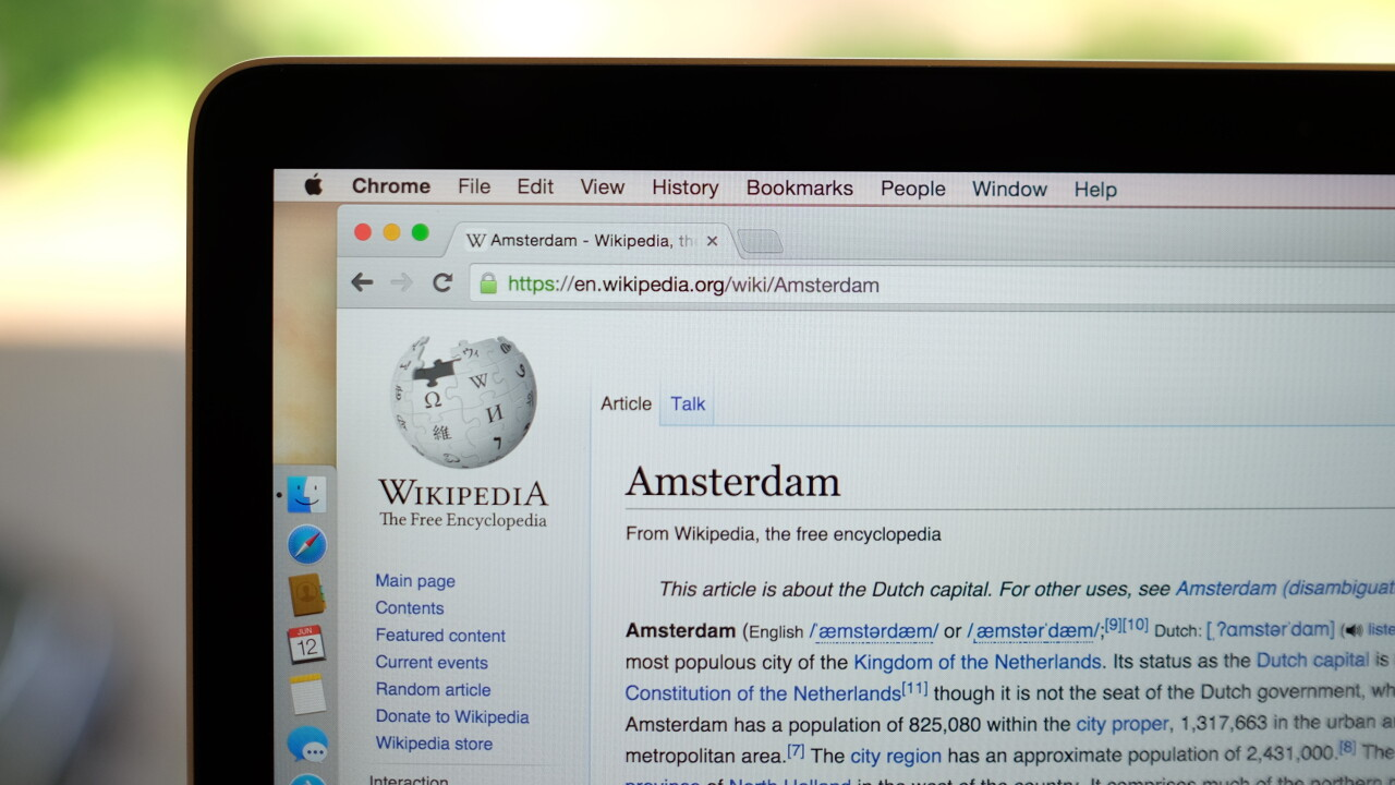 Wikipedia now uses HTTPS to stop people snooping on your binge learning