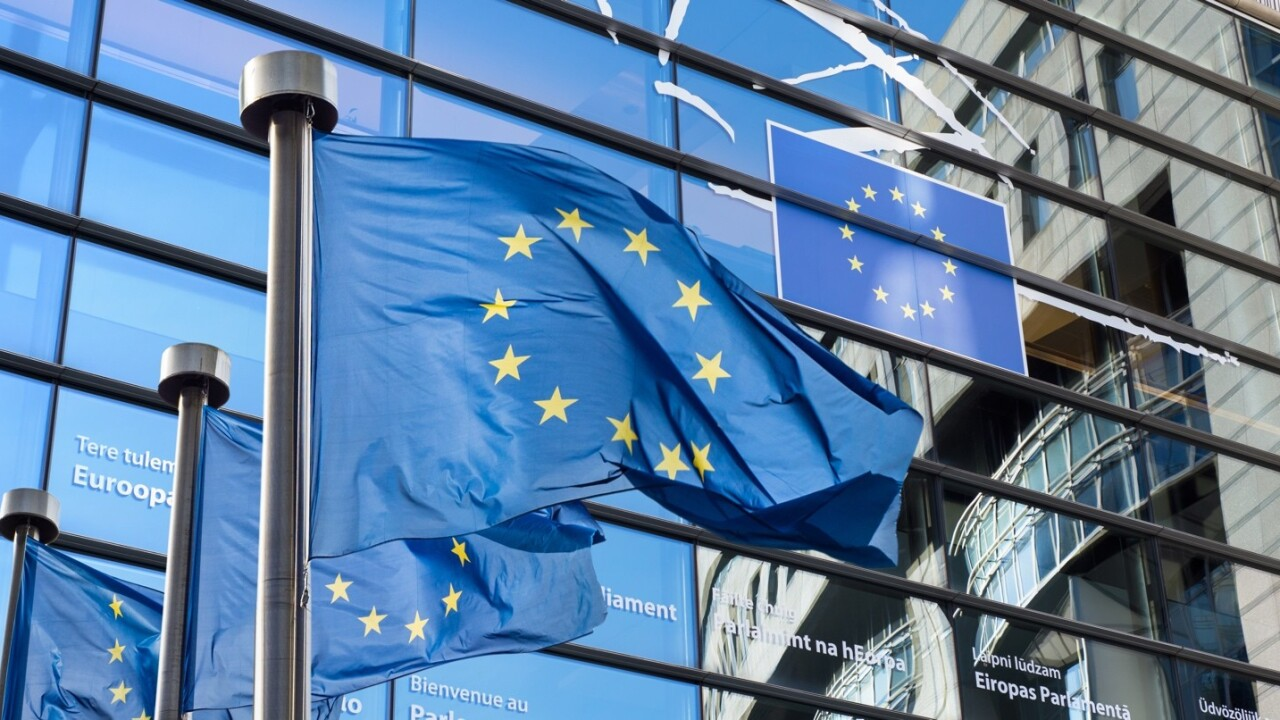 The EU is planning a bridge-building trip to Silicon Valley