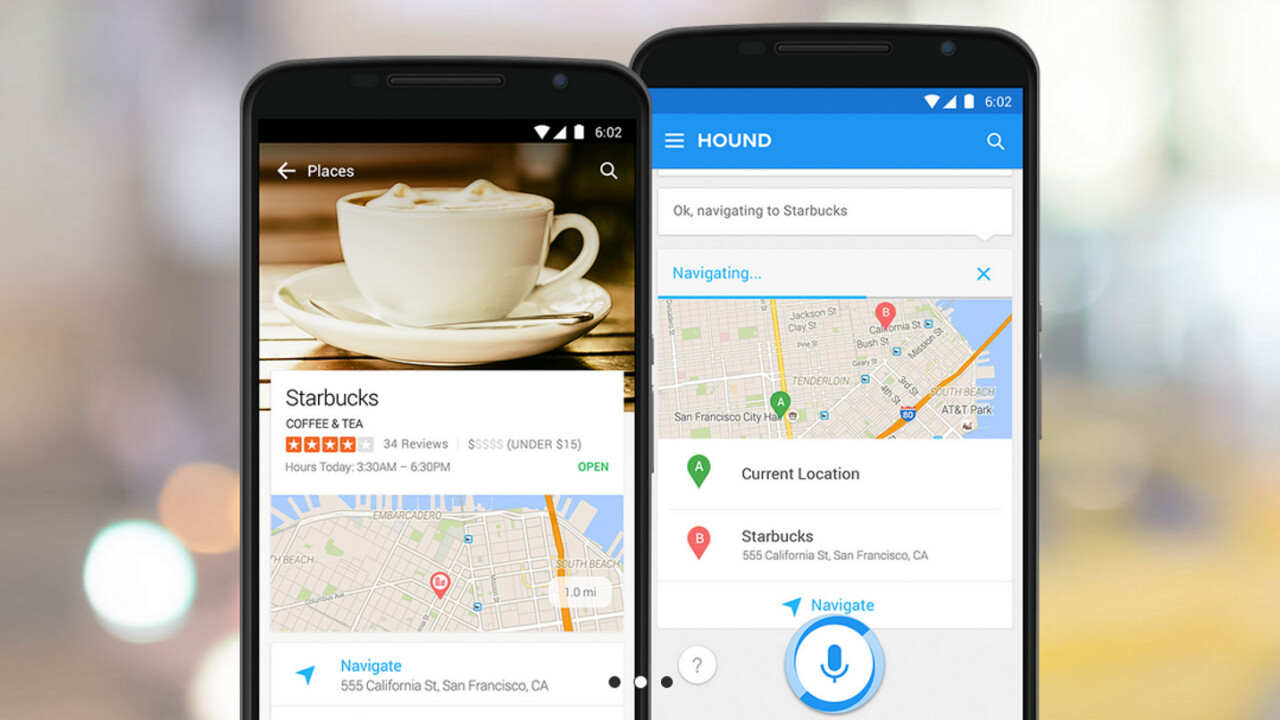 SoundHound launches a voice-controlled personal assistant called Hound in beta