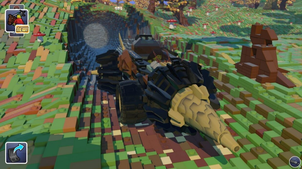 Lego launches its Minecraft competitor
