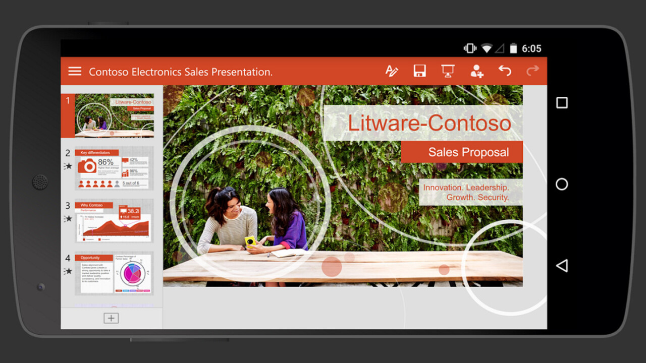 Microsoft agrees to stop suing Asus in return for pre-installing Office on Android devices