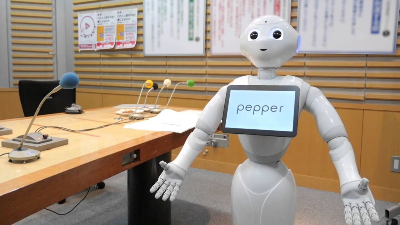 Softbank's emotion-reading Pepper robot sold out in just one minute
