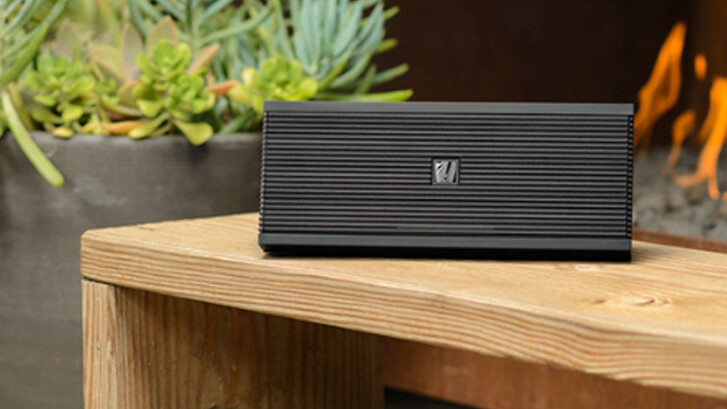 Get 50% off the excellent Sound Kick Bluetooth speaker right now on TNW Deals