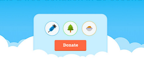 Goodeed turns 20 seconds of your time into humanitarian aid