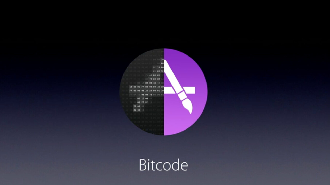 Apple's biggest developer news at WWDC that nobody's talking about: Bitcode
