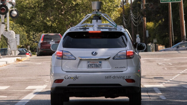 California state officials have lifted the lid on Google's self-driving car accidents