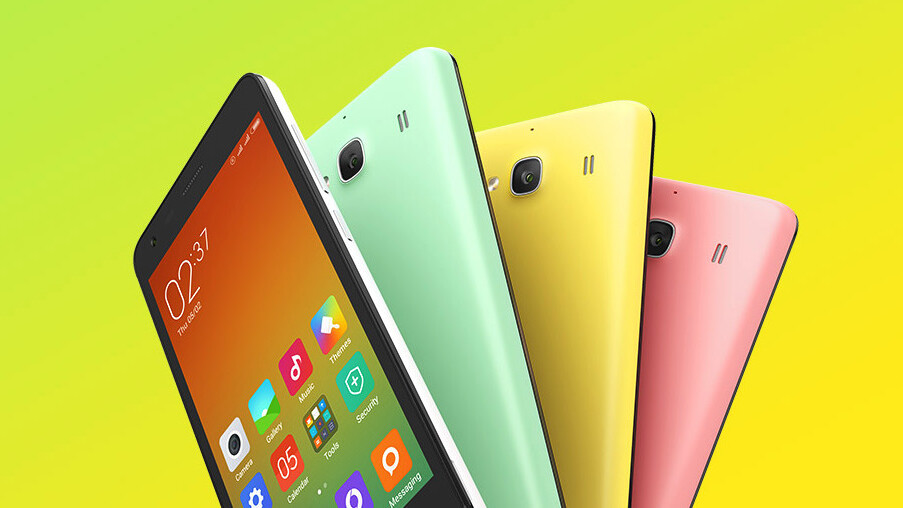 Xiaomi is coming to Brazil with the Redmi 2, which will be manufactured locally