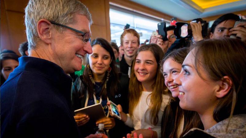Apple WWDC keynote will feature women: Tim Cook promises