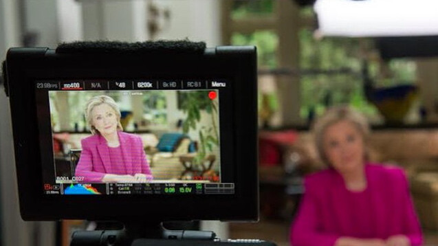 Hillary Clinton has joined Instagram and started with an obligatory #OOTD picture