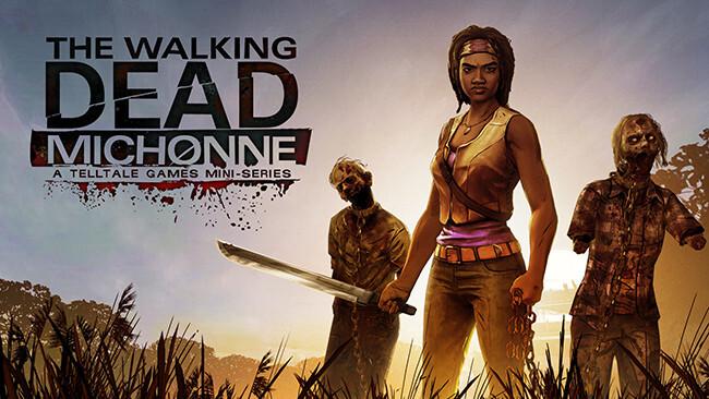 Telltale's next 'Walking Dead' game is a mini-series featuring Michonne
