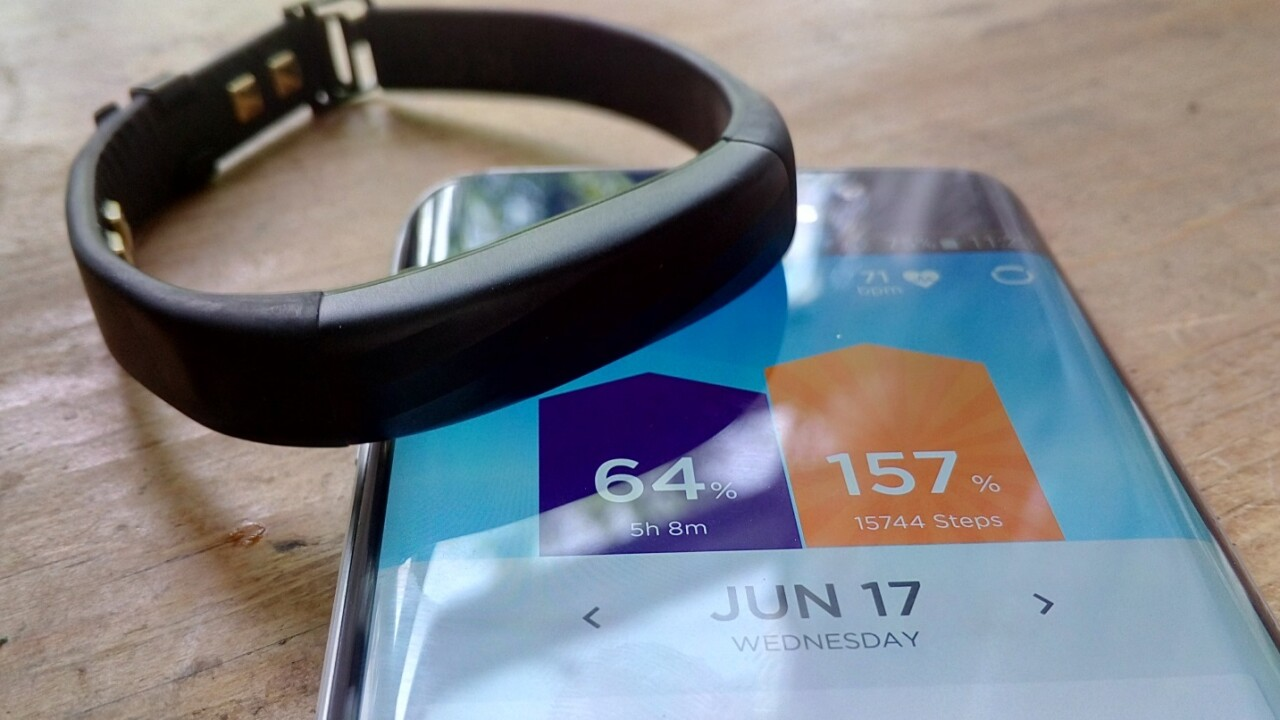 Jawbone UP3 review: A fully-featured activity tracker that refuses to stay on my wrist