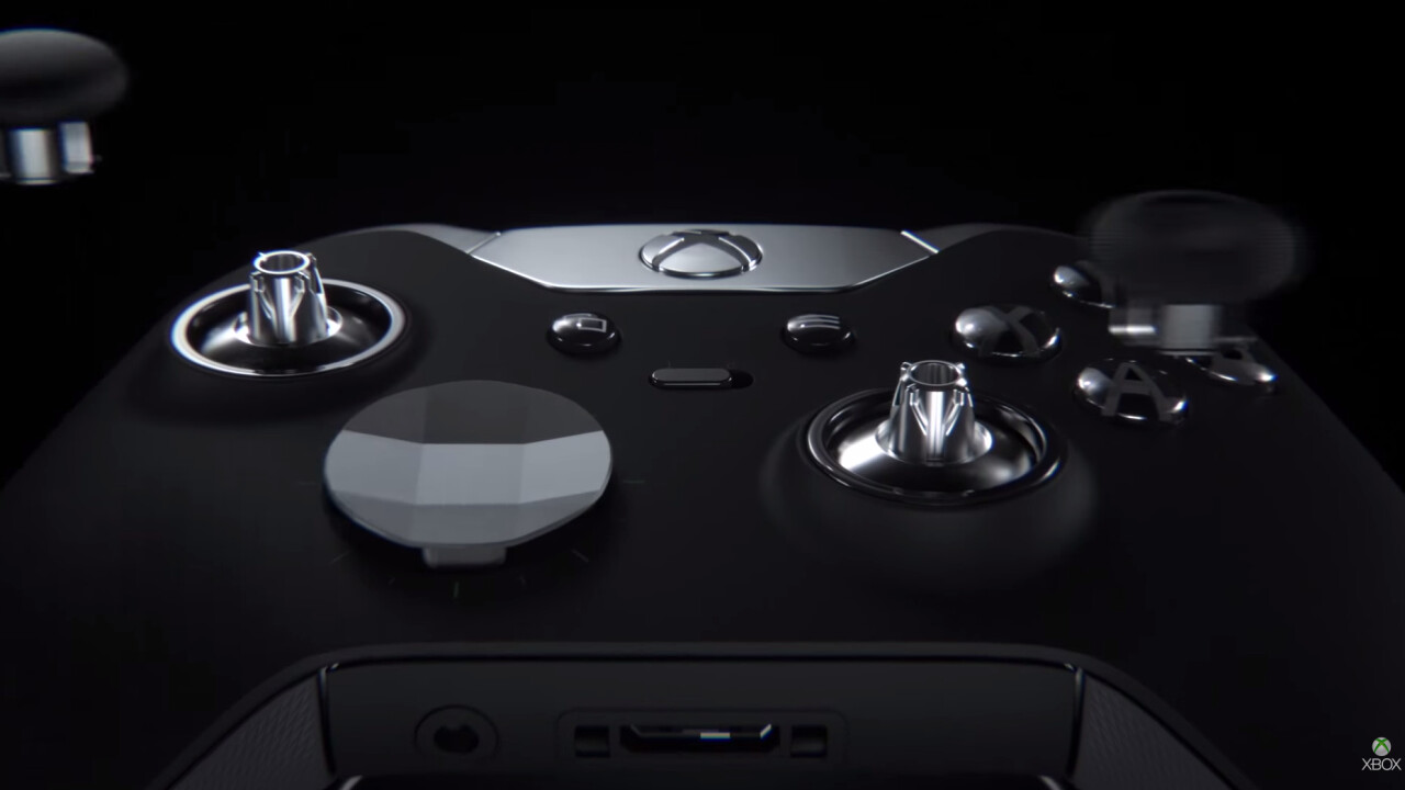 Xbox's new customizable Elite Controller is the Project Ara of video games