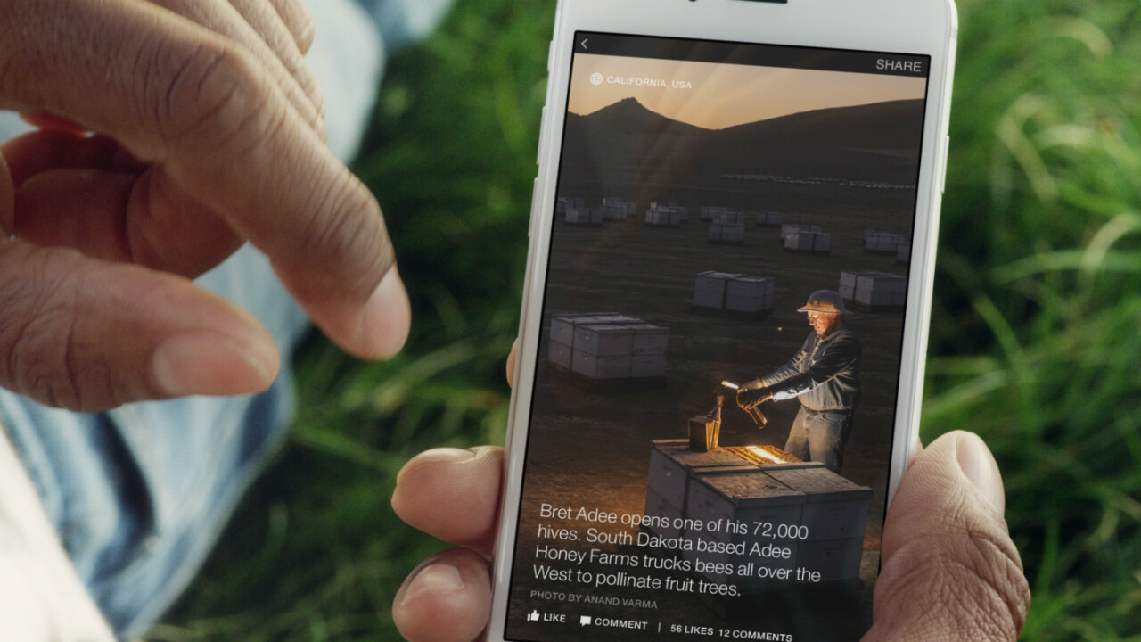 Facebook is publishing Instant Articles again after a long break, will ramp up frequency soon