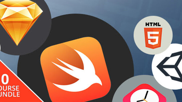 Get the Mobile-First Developer's Bundle – and pay what you want!