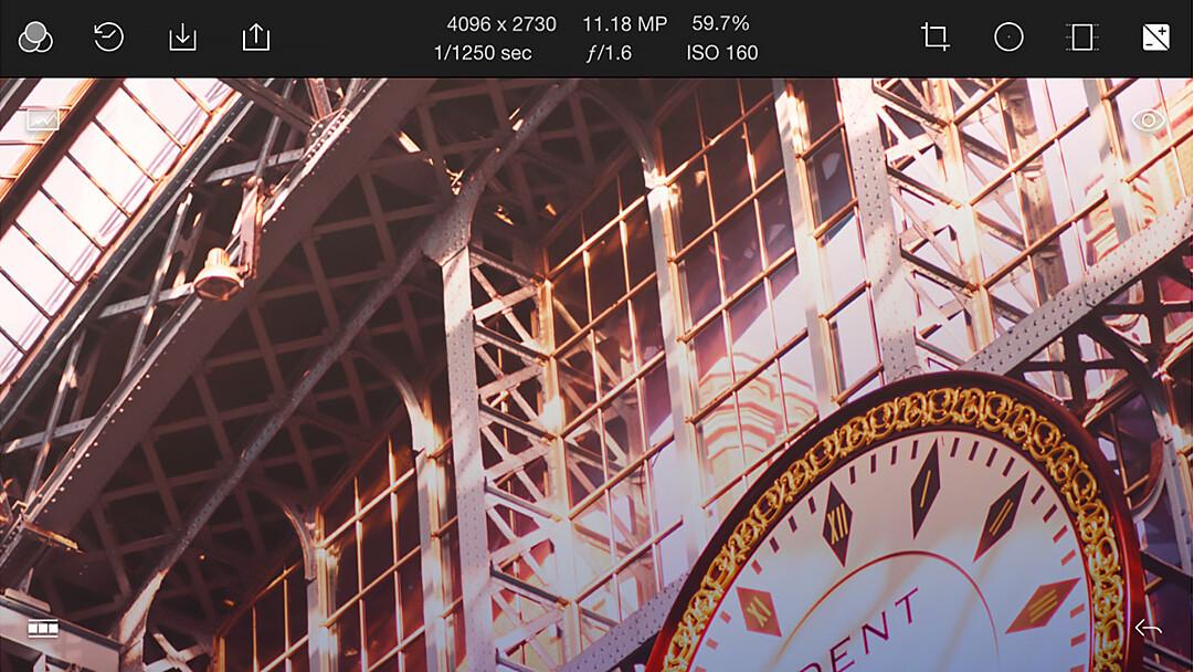Polarr's brand new image editor for iOS mixes abundant tools into an elegant interface