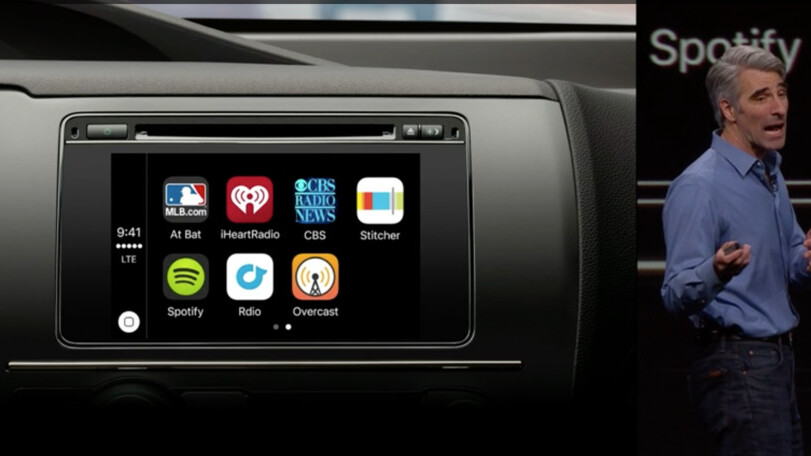 CarPlay adds support for wireless connection and apps from automakers