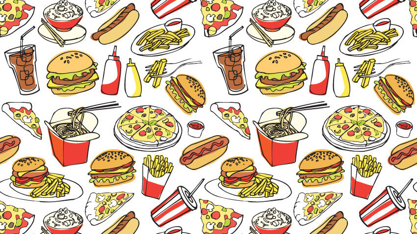 Google can now tell you how many calories are in your next fast food binge