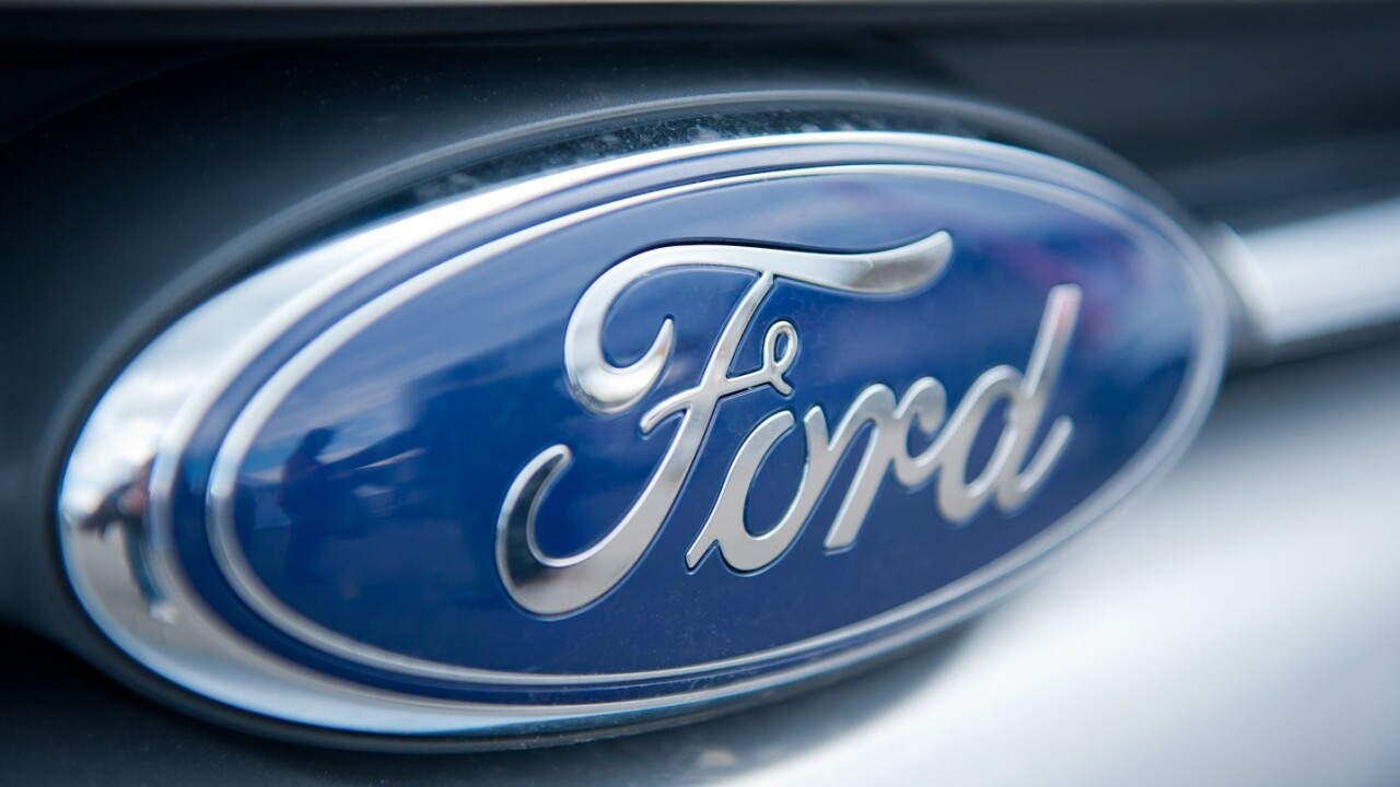 Ford will now let you rent out your new ride to pay off your car loan