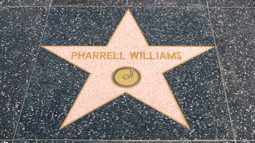 'Happy' made Pharrell a ridiculously small amount on Pandora