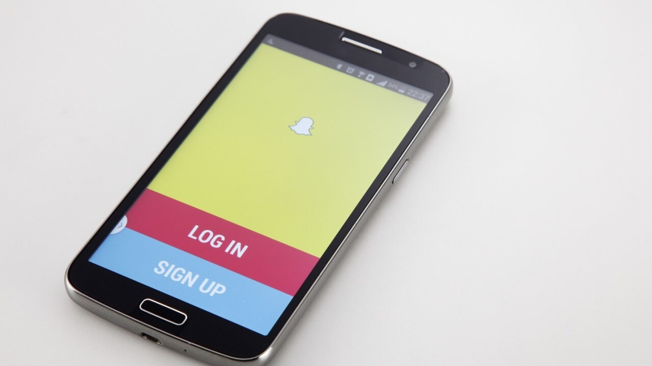 Snapchat is teaming up with The Daily Mail and the world's largest ad agency to launch a native advertising firm