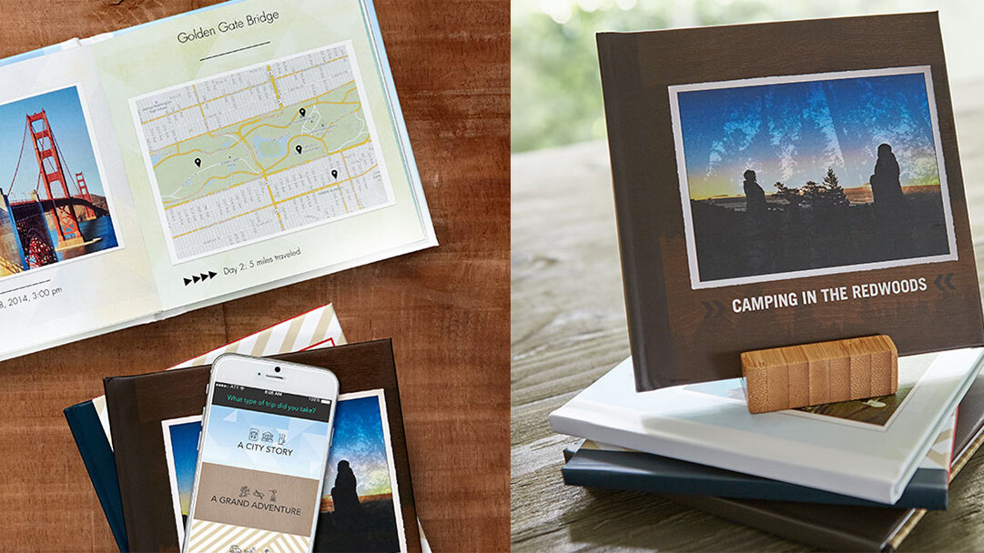Going somewhere? TripPix for iOS offers a swift new take on travel photo books