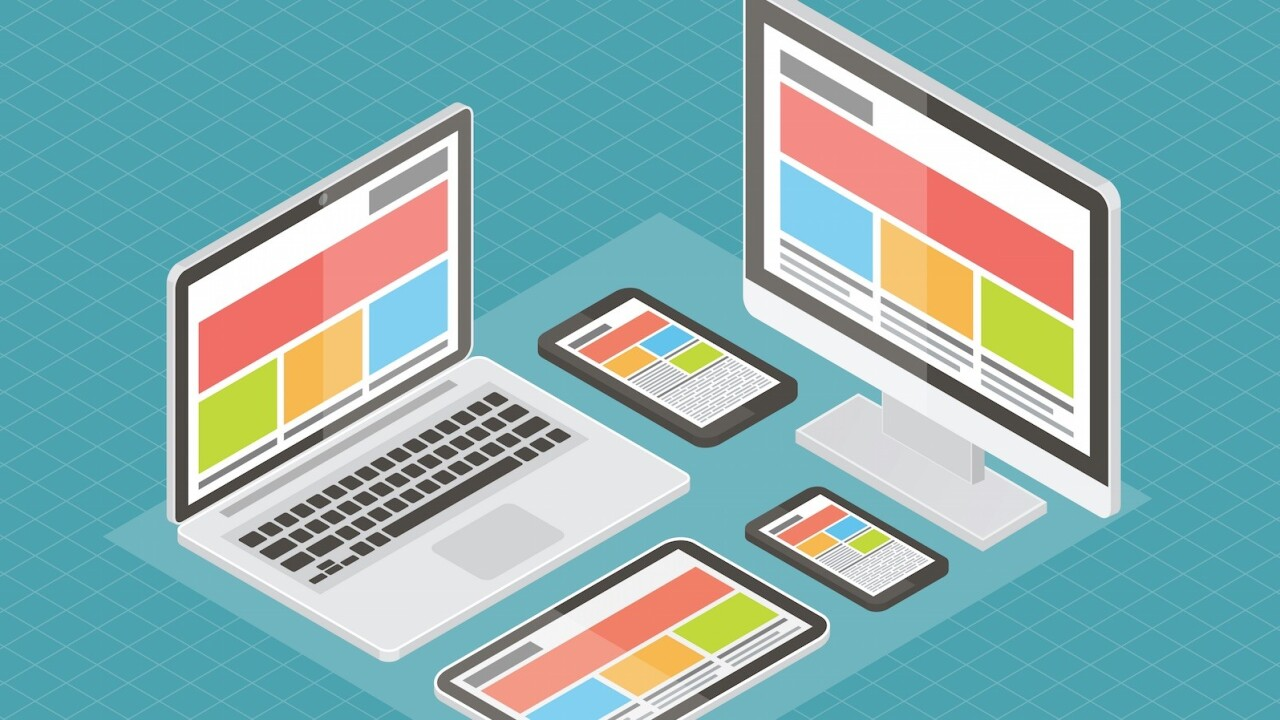 Embracing emptiness in Web design