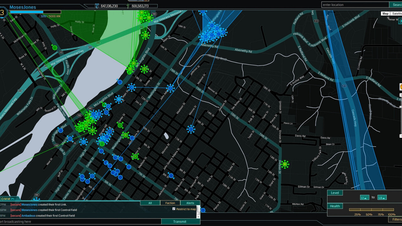 Google has removed Nazi concentration camps found in Ingress