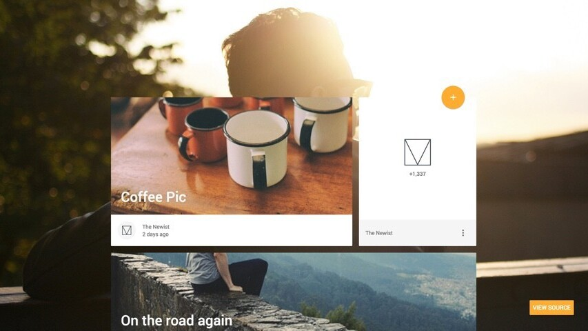 Google unveils Material Design Lite to help websites look more like Android apps