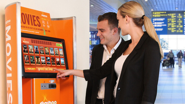 Digiboo Zones wants to disrupt Redbox with ultra-fast movie downloads in airports