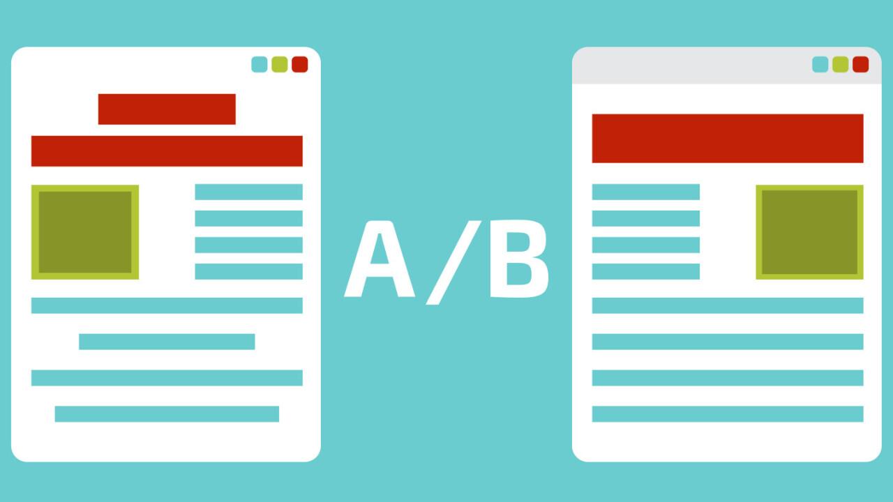 Marketing the TNW way #2: Deep dive on A/B testing