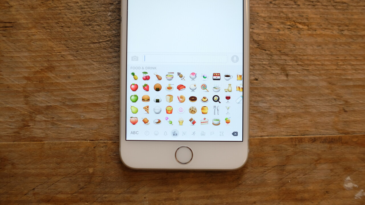 Emoji for food allergies may come to your phone soon