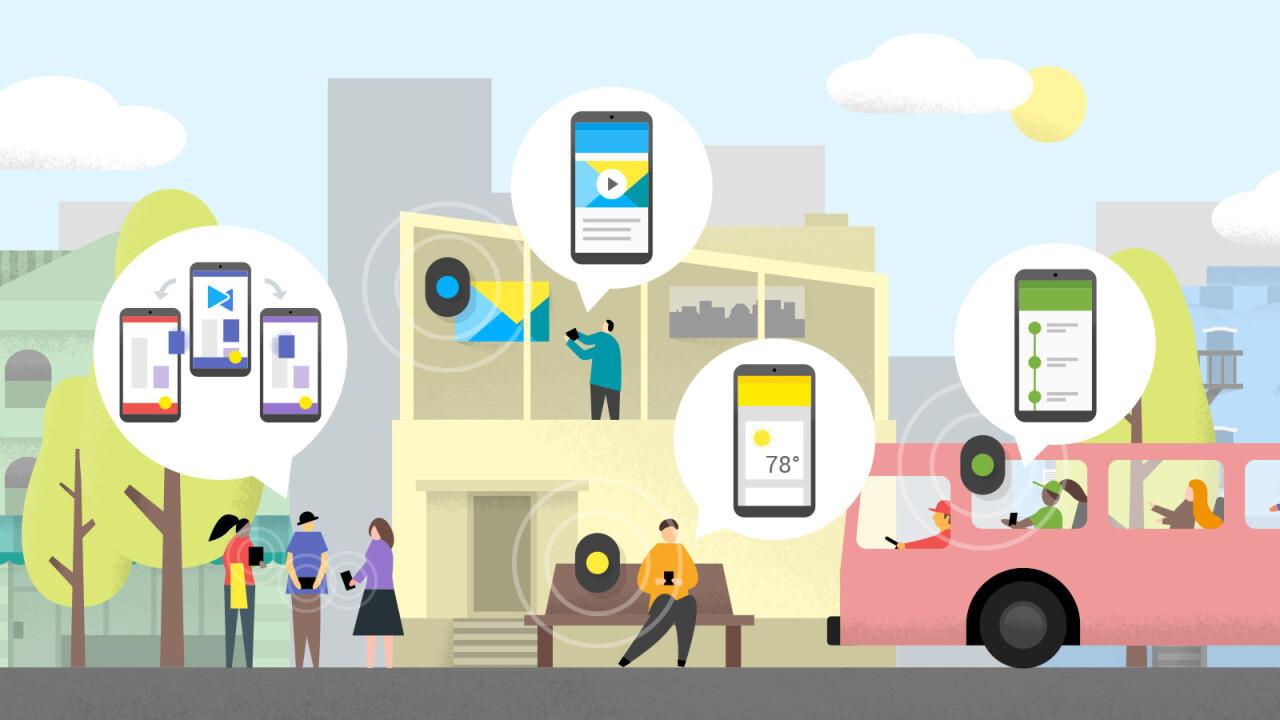 Google launches Eddystone, its platform-agnostic iBeacon competitor