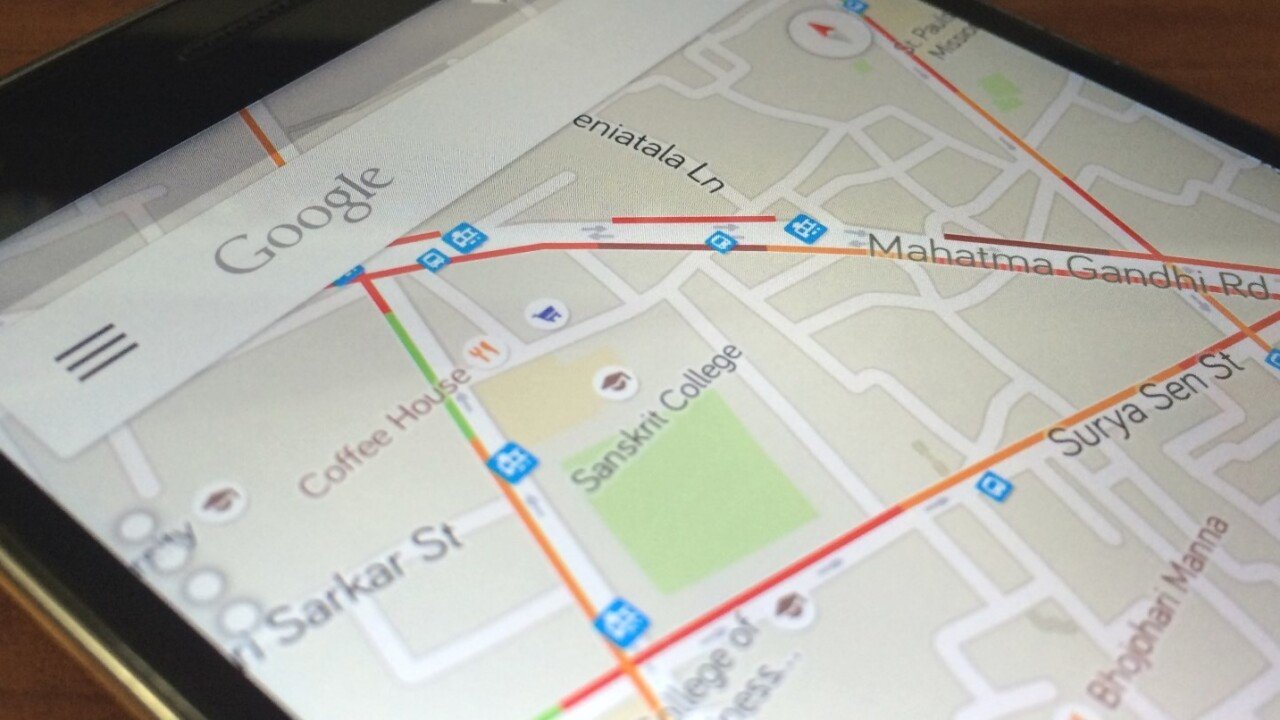 Google adds real-time traffic info for Kolkata, Coimbatore and 10 more Indian cities