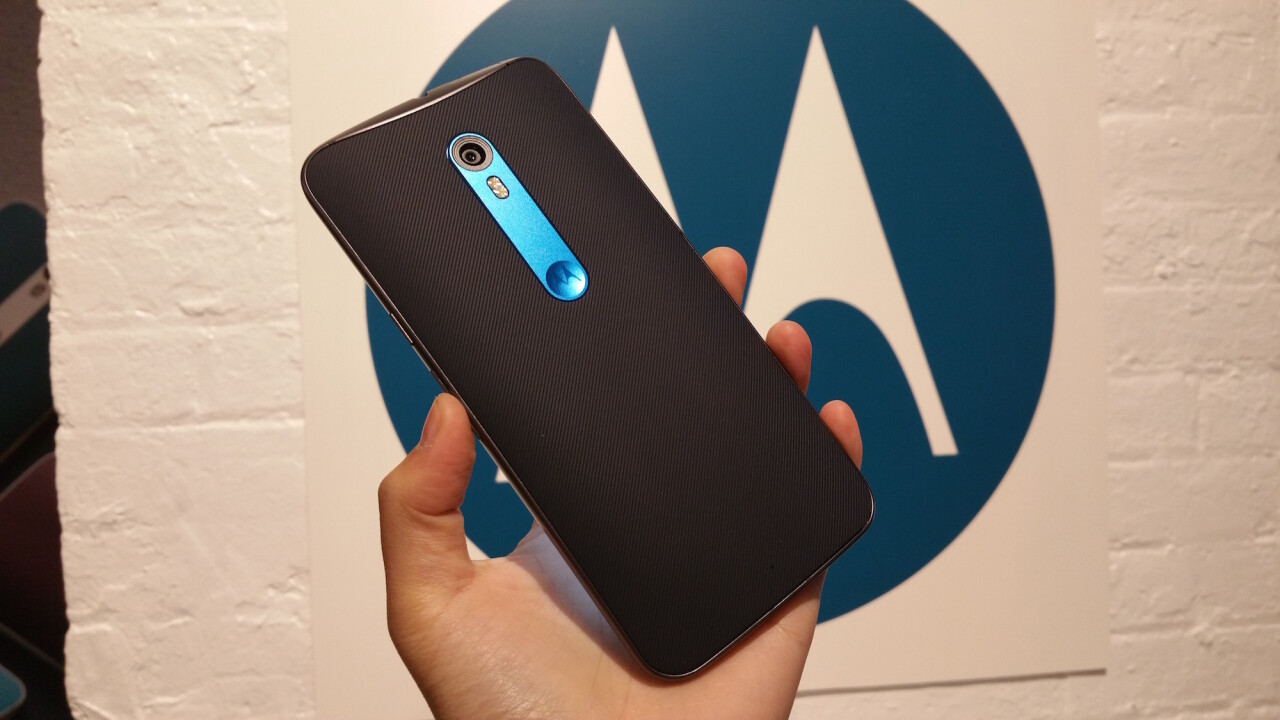 Hands on: Moto X Style is your best bet at the pure Android experience