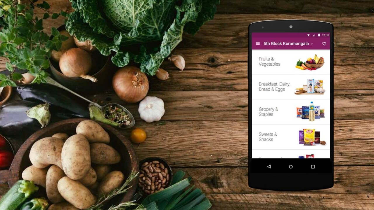Indian Uber rival Ola launches Android app for local grocery deliveries