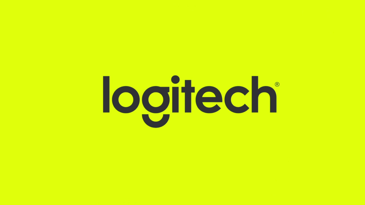 Logitech gets a new logo and design focus to add spice to its brand