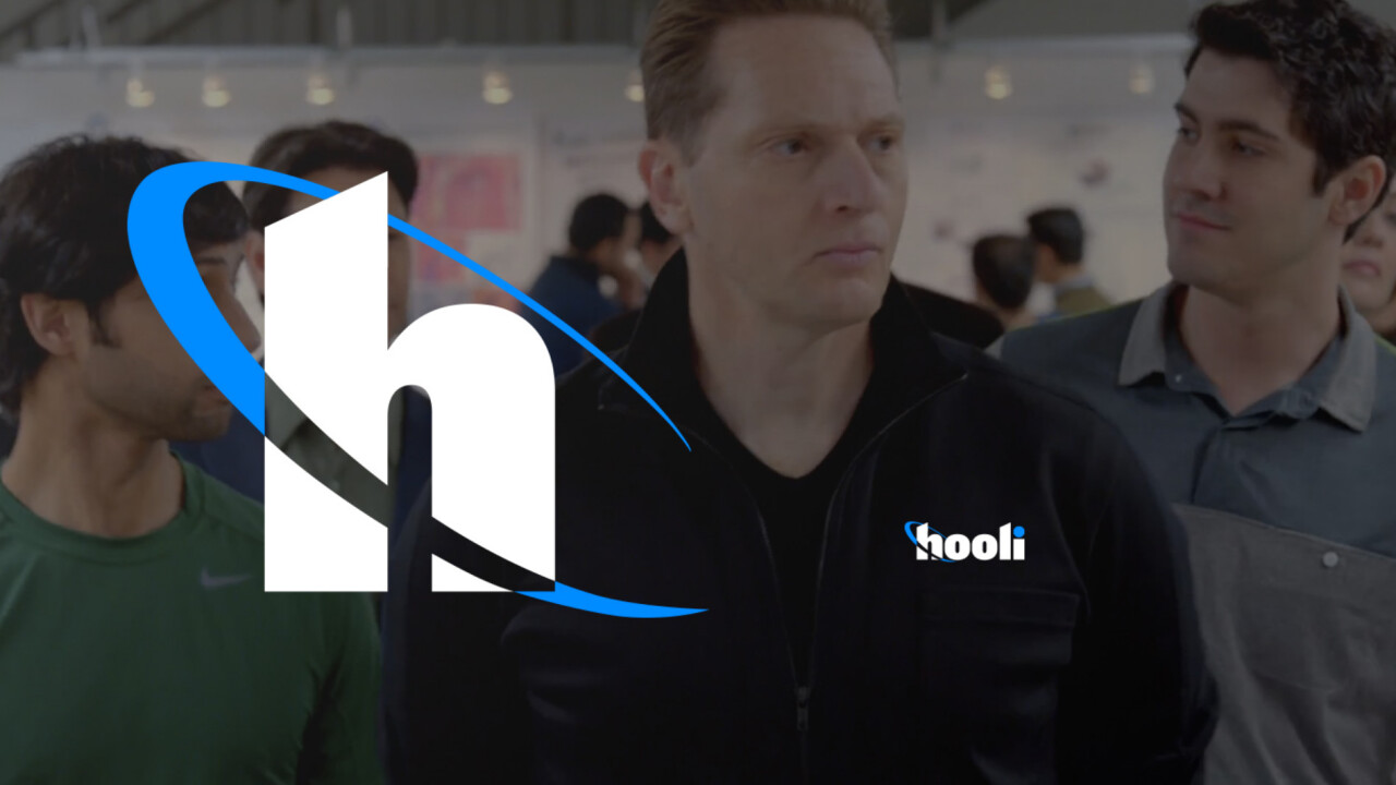 Here's the real story of a fake logo in HBO's 'Silicon Valley'