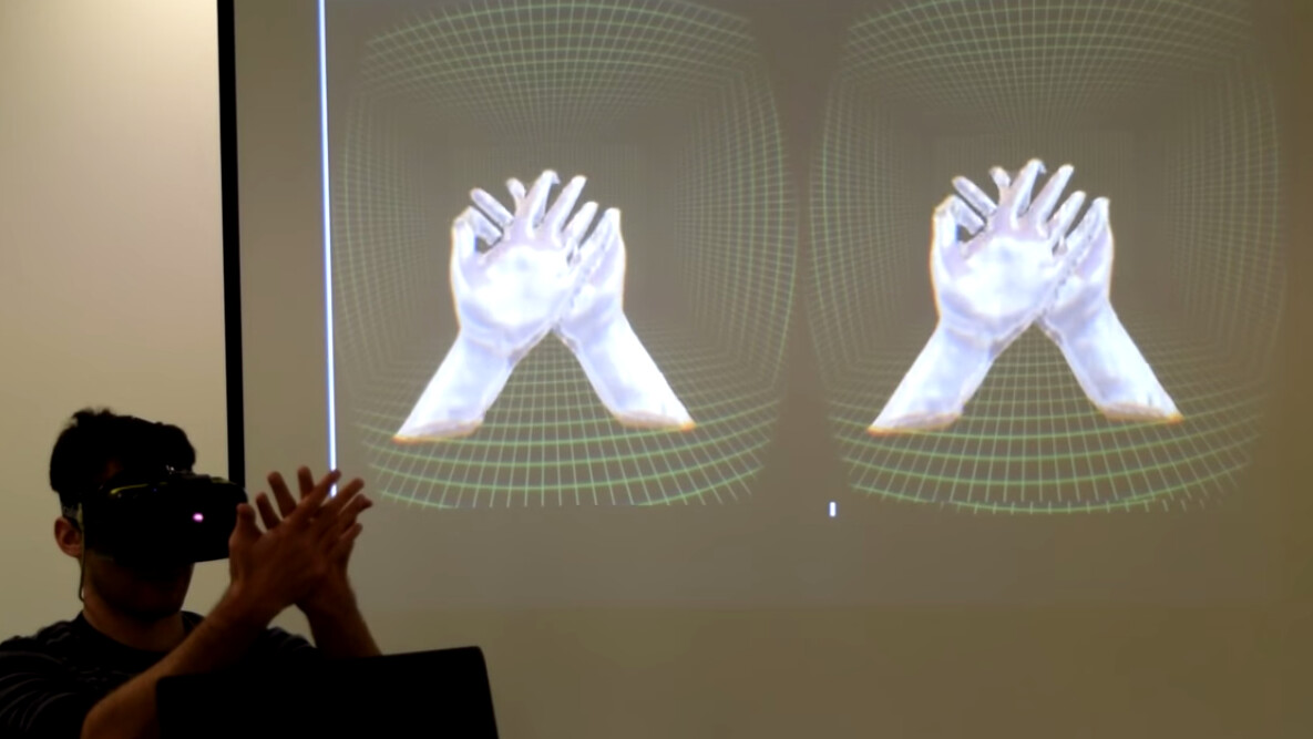 Oculus buying 'virtual hands' tech is cool but we still don't know how many people really want VR