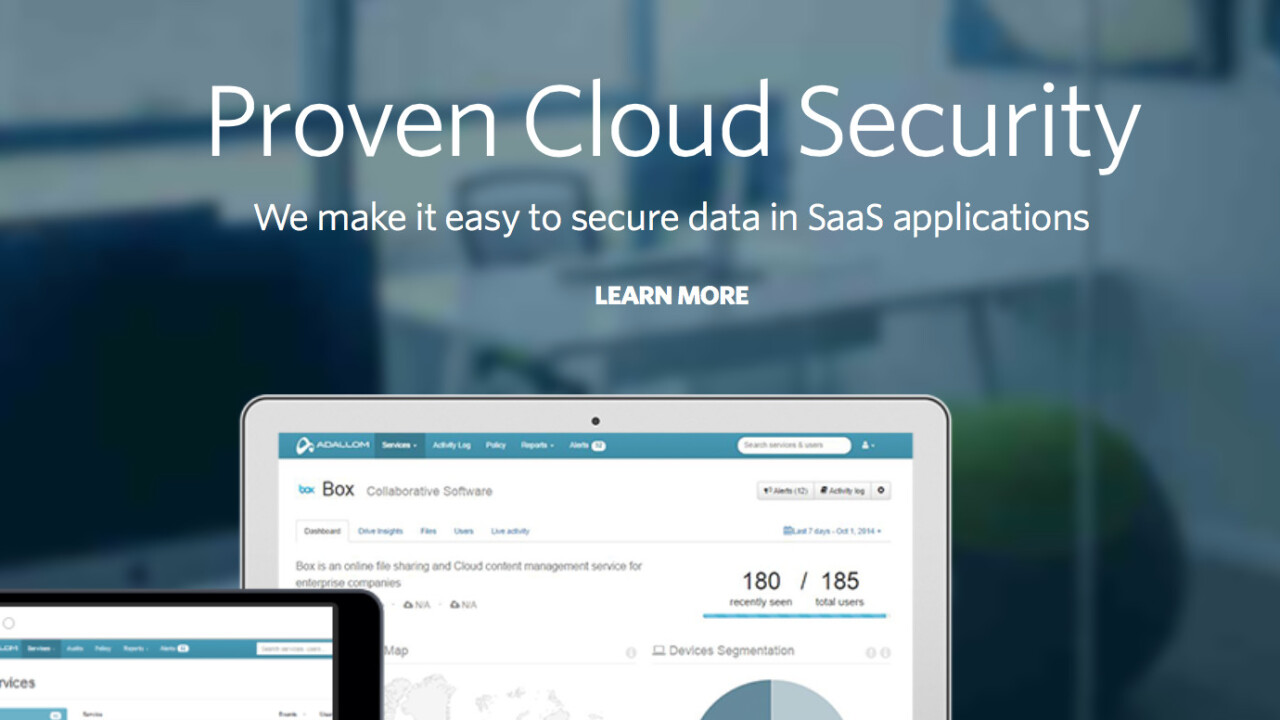 Microsoft reportedly acquires cloud security firm Adallom for $320 million