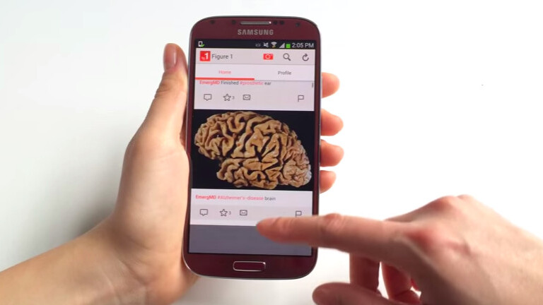 Figure 1 is medicine's answer to Instagram for crowdsourcing diagnoses