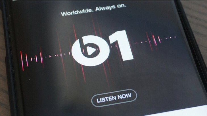 The easiest way to find what song Beats 1 just played isn't made by Apple