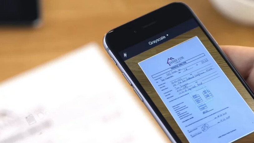 Attention leakers! Scanner Pro 6 for iOS is the document scanning app you've always wanted