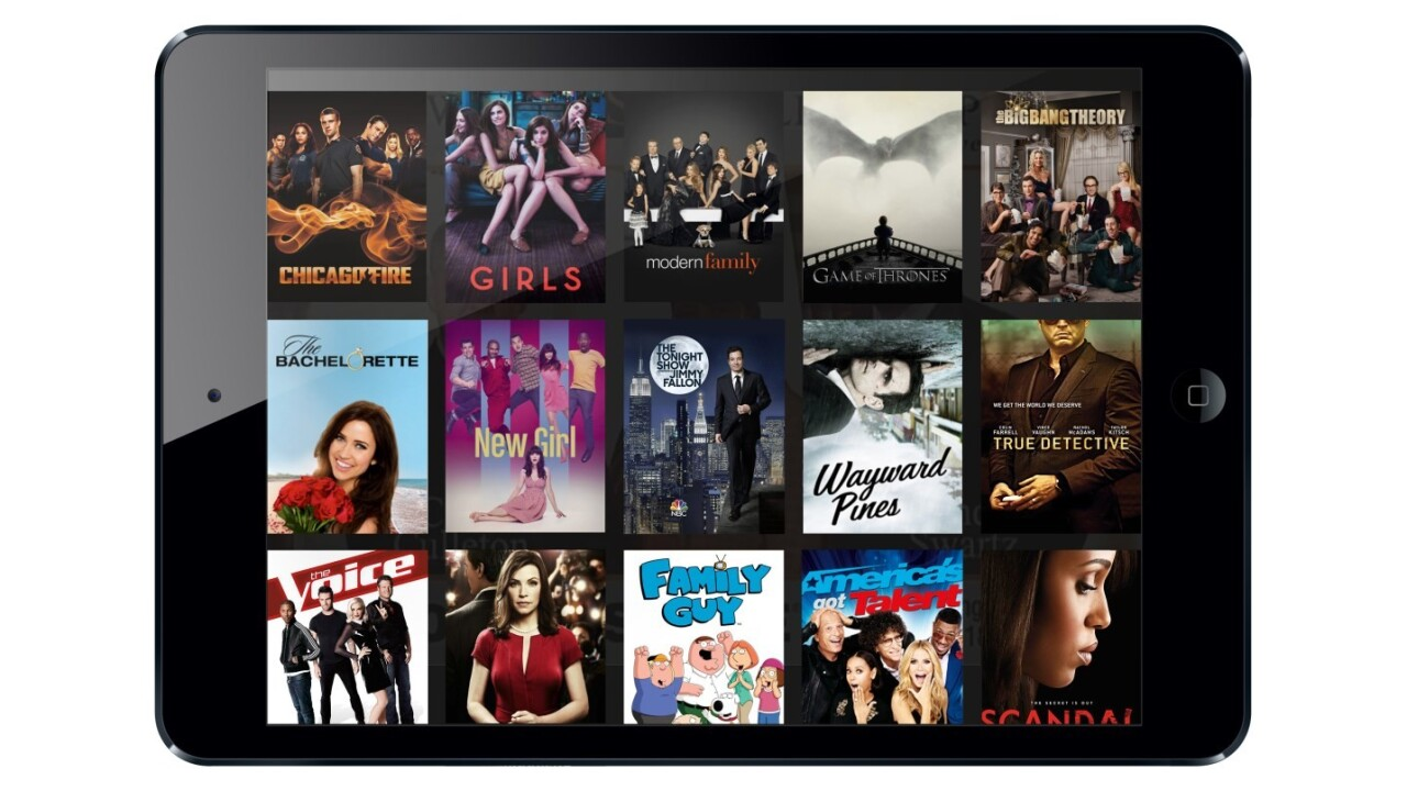 Comcast launches a new streaming TV service to take on Sling TV