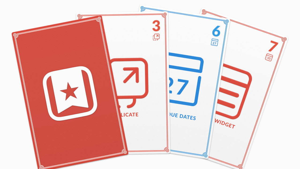 Microsoft-acquired Wunderlist updates with Smart due dates, Restore tool