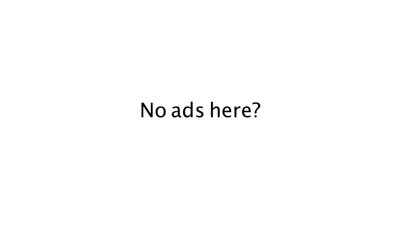 Imagine a world where news sites drop display ads. It might not be that far away