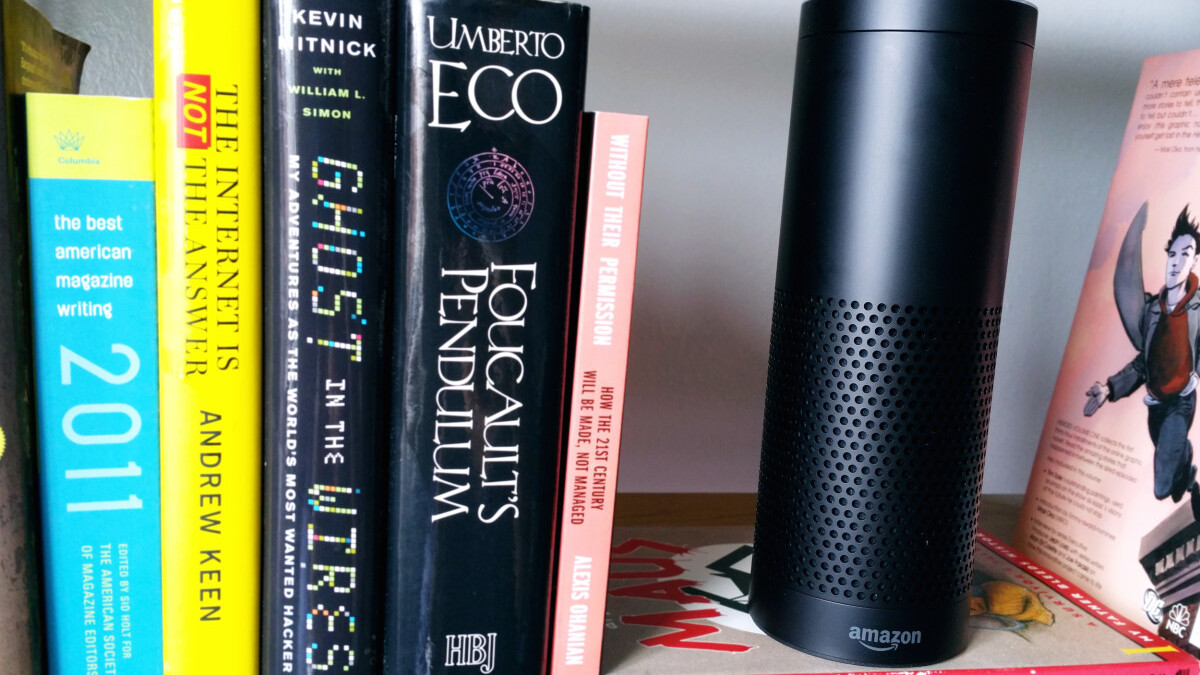 Amazon Echo review: Alexa's a great listener, but is awful